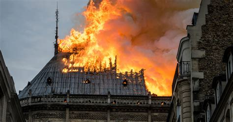 How Much Environmental Damage Will Notre Dame's Lead Roof