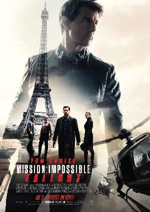 Mission: Impossible - Fallout - Film