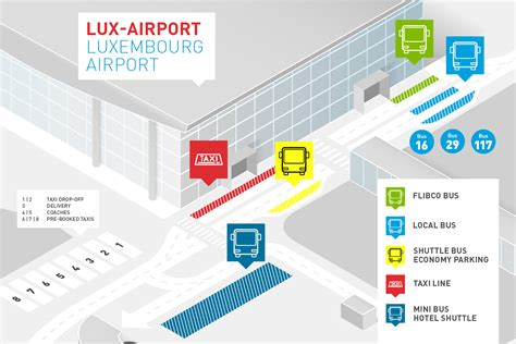Taxis from Luxembourg Airport : Luxembourg Airport