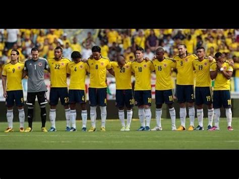 FIFA World Cup 2014 - Colombia National Football Team